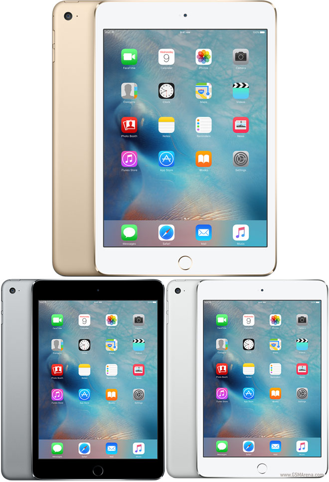 APPLE IPAD MINI 4 (2015) 16GB WIFI 4G