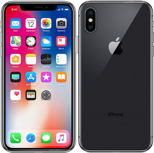 vendre recycler telephone portable mobile APPLE IPHONE X 64GB